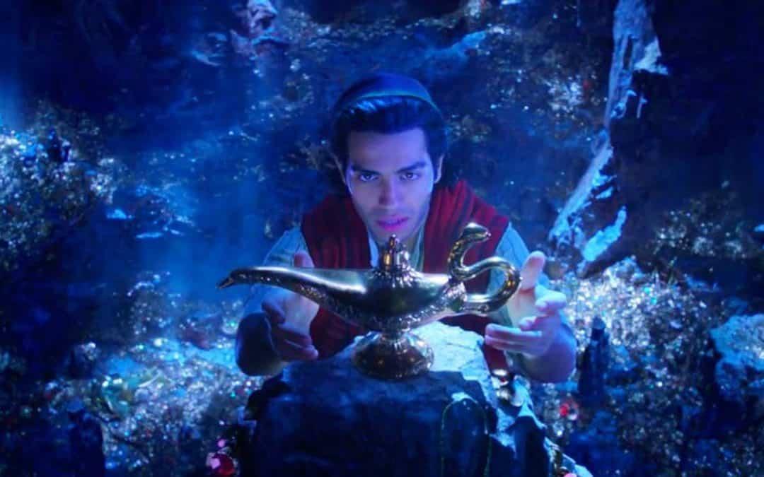 Começa a pré-venda de Aladdin