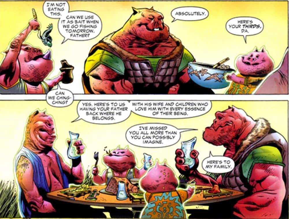 Aliens do Universo DC - Killowog