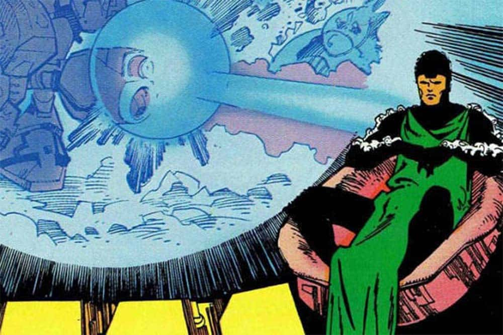Aliens do Universo DC - Krypton