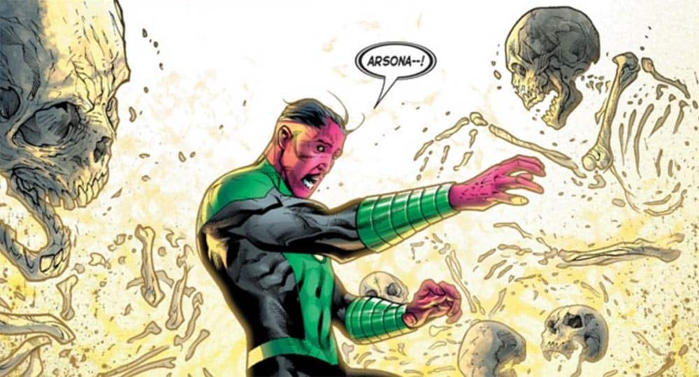 Aliens do Universo DC - Korugar