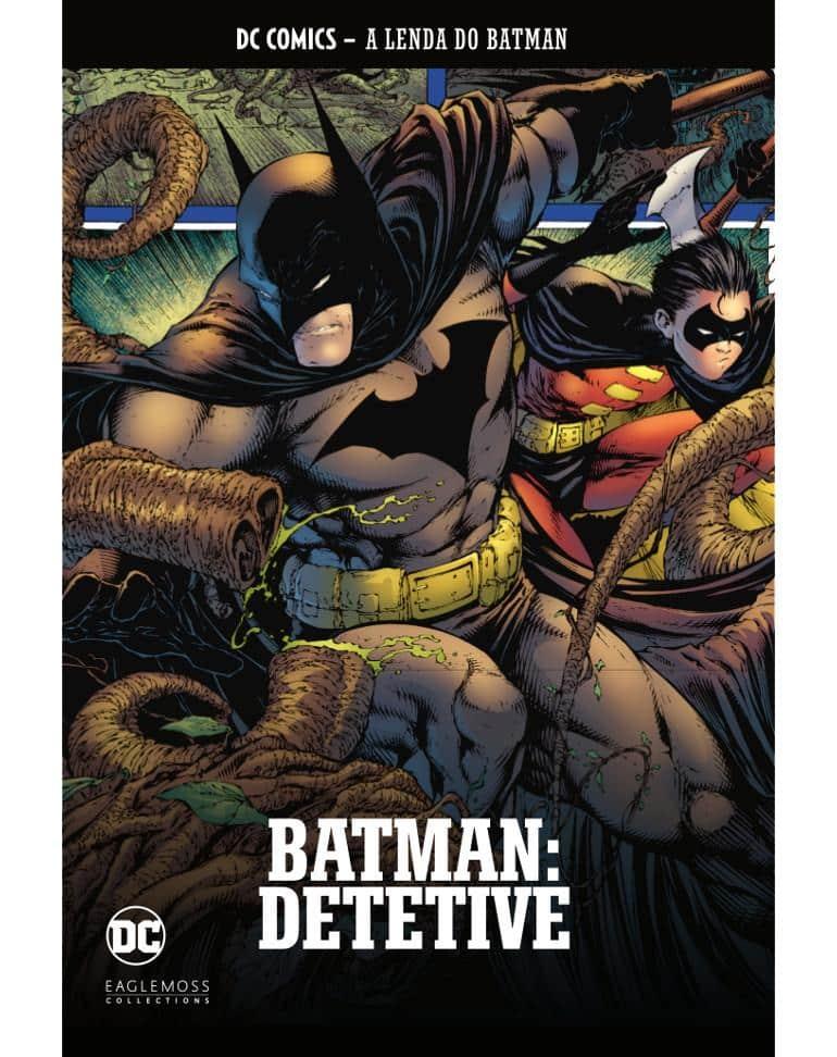 """Coleção """"Lenda do Batman """" - O que podemos esperar? 6"""