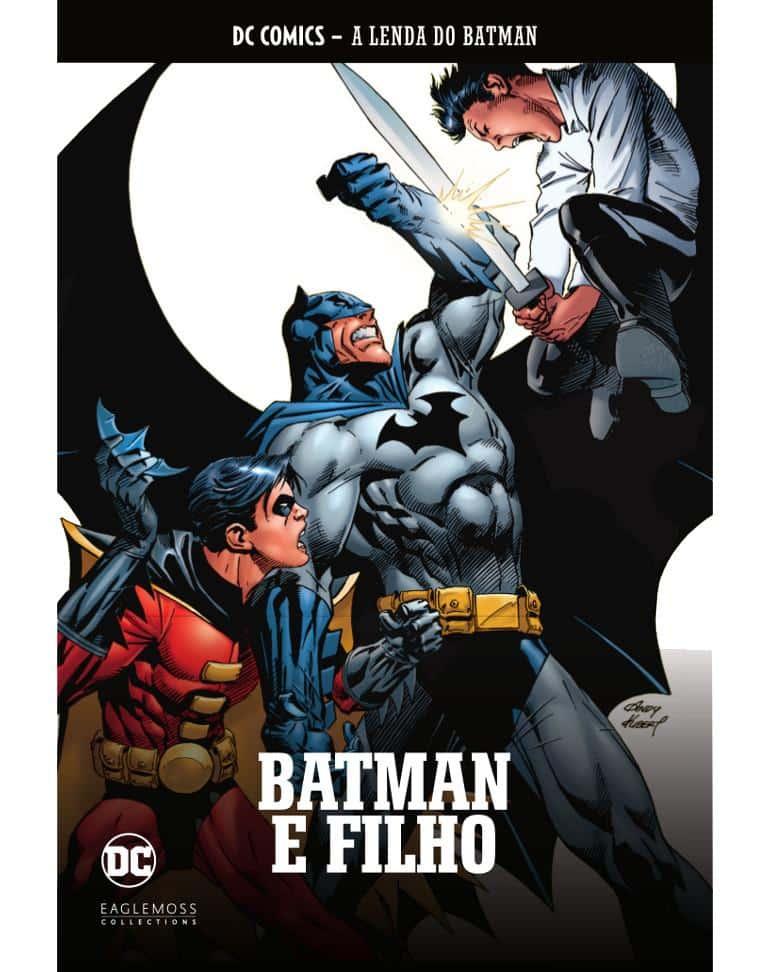 """Coleção """"Lenda do Batman """" - O que podemos esperar? 4"""