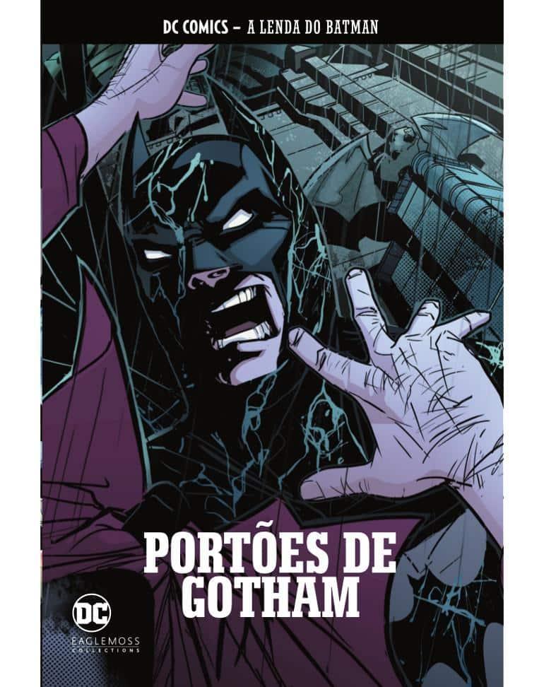 """Coleção """"Lenda do Batman """" - O que podemos esperar? 7"""