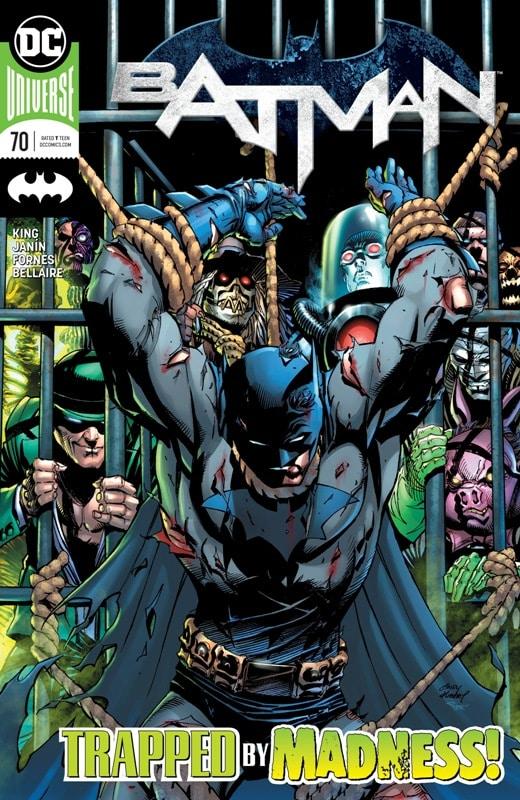 Batman #70 – O Morcego Adentra o Inferno 2