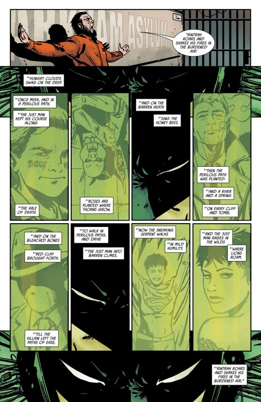 Batman #70 – O Morcego Adentra o Inferno 3