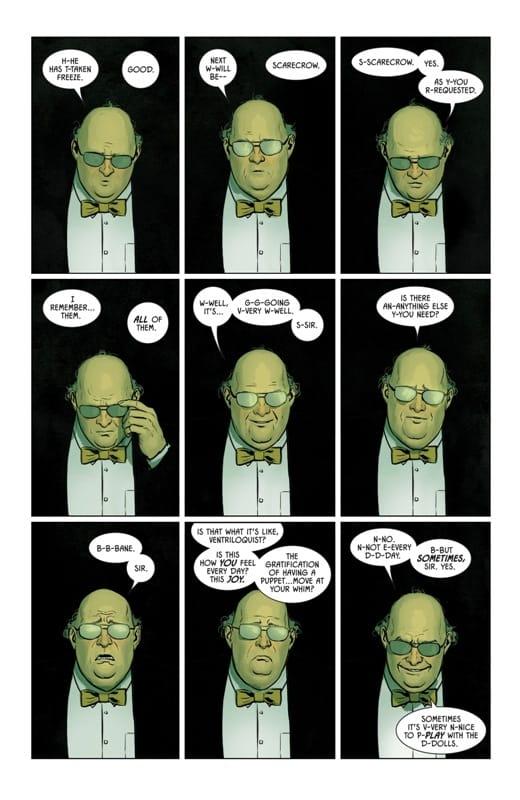 Batman #70 – O Morcego Adentra o Inferno 5