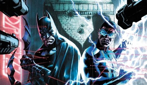 Batman Enfrenta um novo Vilão: Karma 1