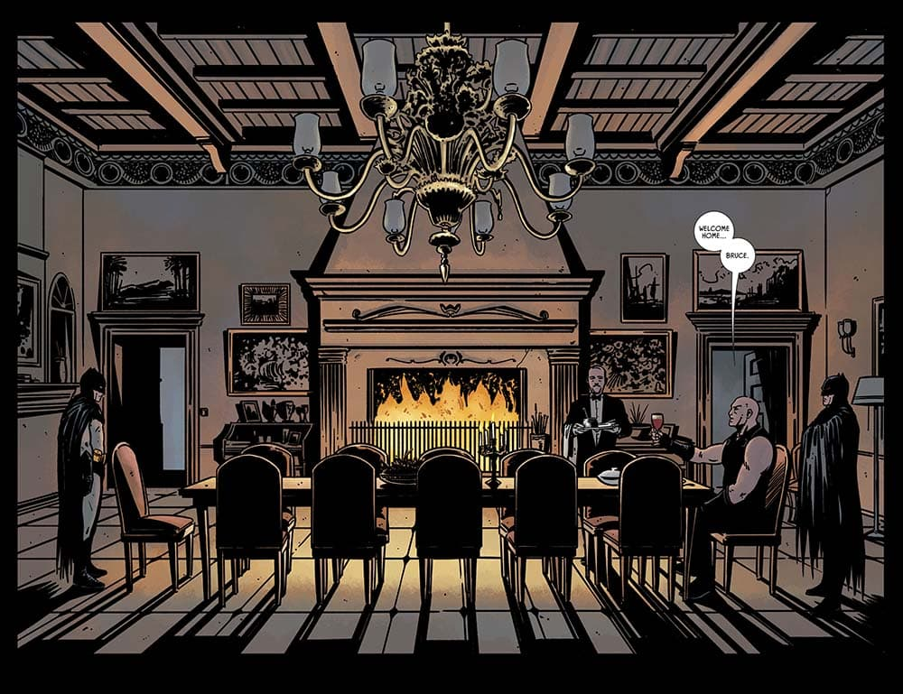 Batman Nº 71 - Batman A Beira da Loucura 4