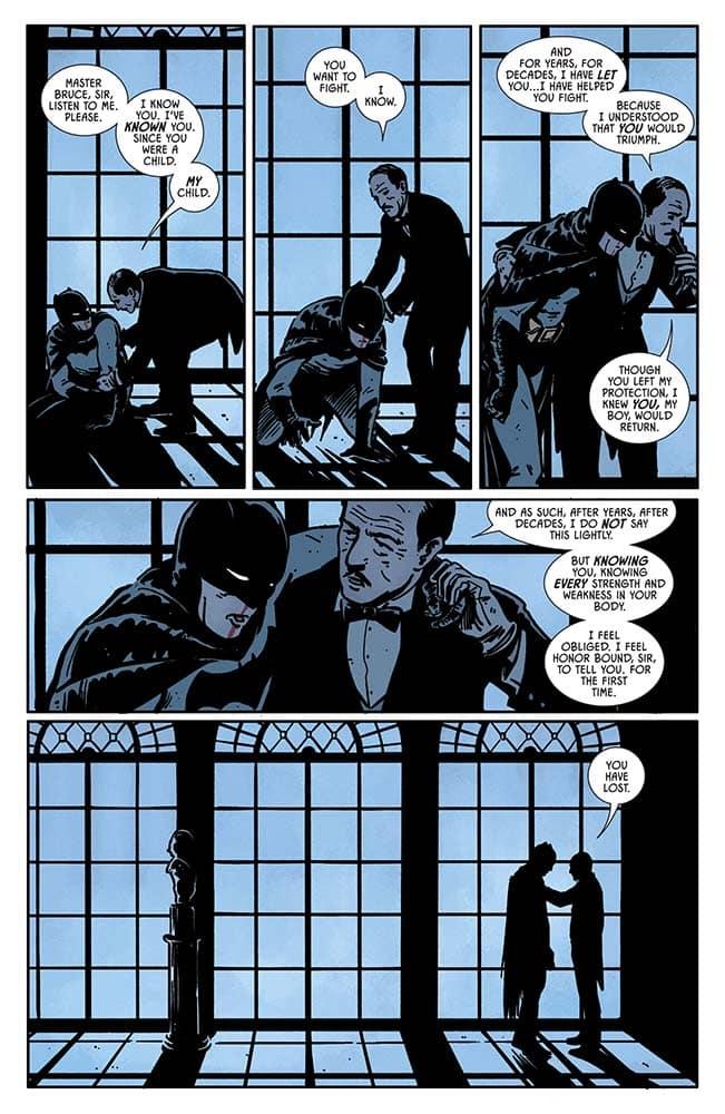 Batman Nº 71 - Batman A Beira da Loucura 6