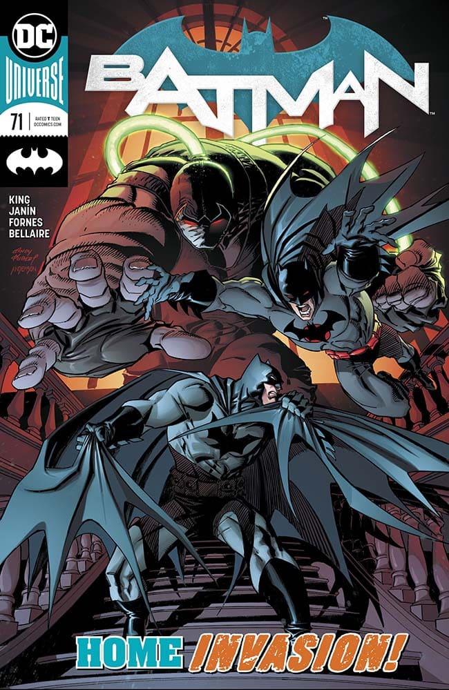 Batman Nº 71 - Batman A Beira da Loucura 2
