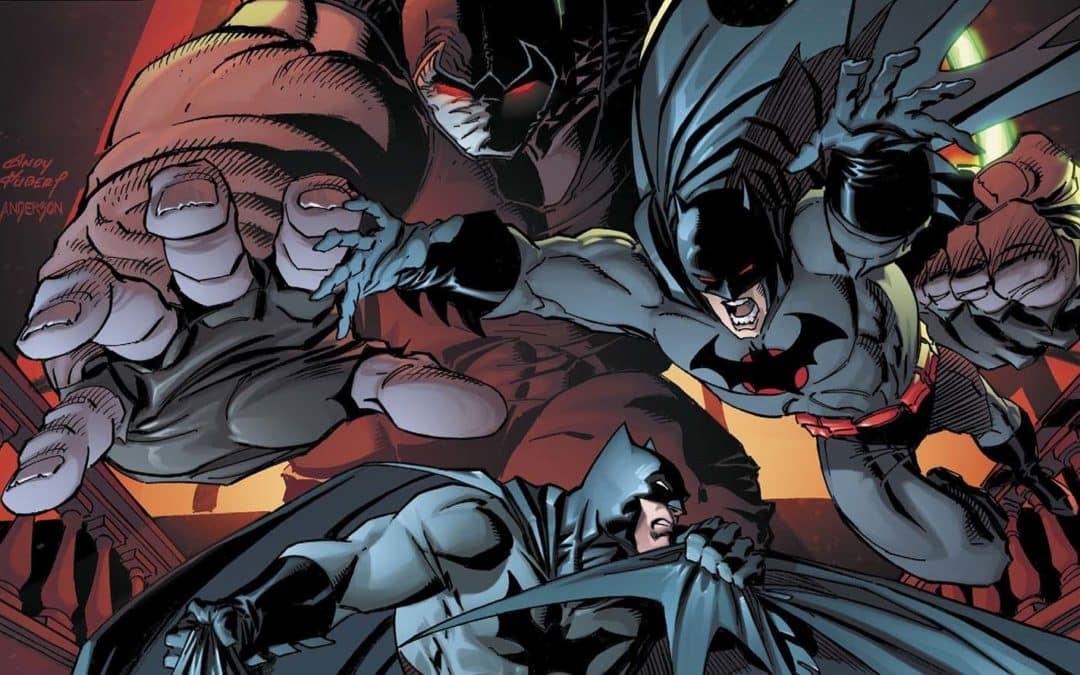 Batman Nº 71 – Batman A Beira da Loucura