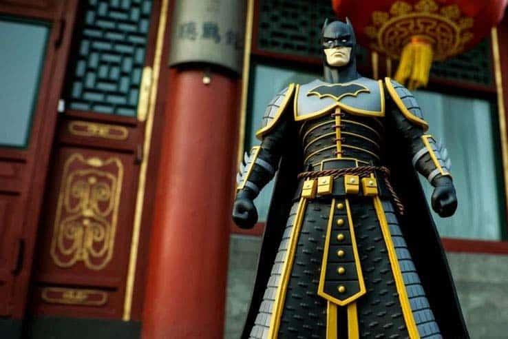 Personagens da DC Viram Guerreiros Chineses em Nova Coleção 3