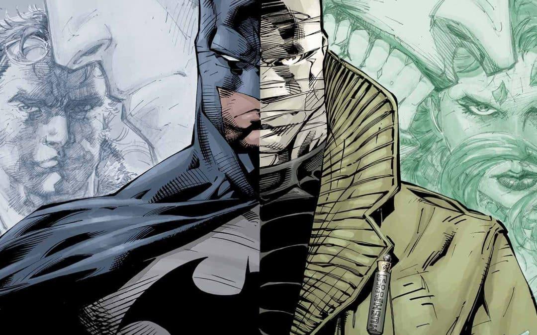 DC Lança Trailer de Batman: Silêncio