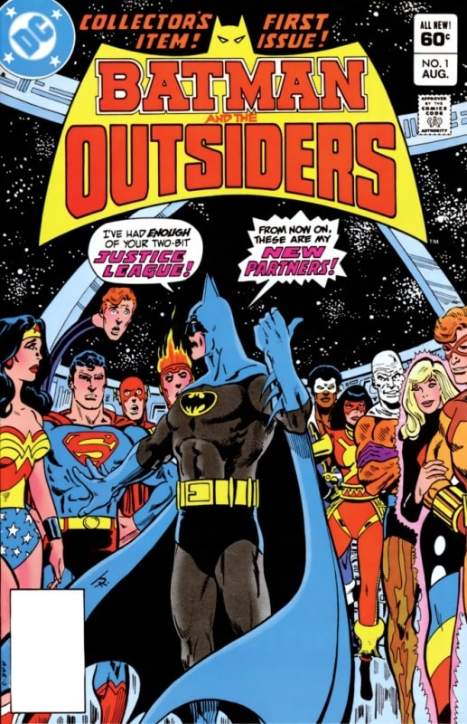 Batman and The Outsiders Nº 1 3