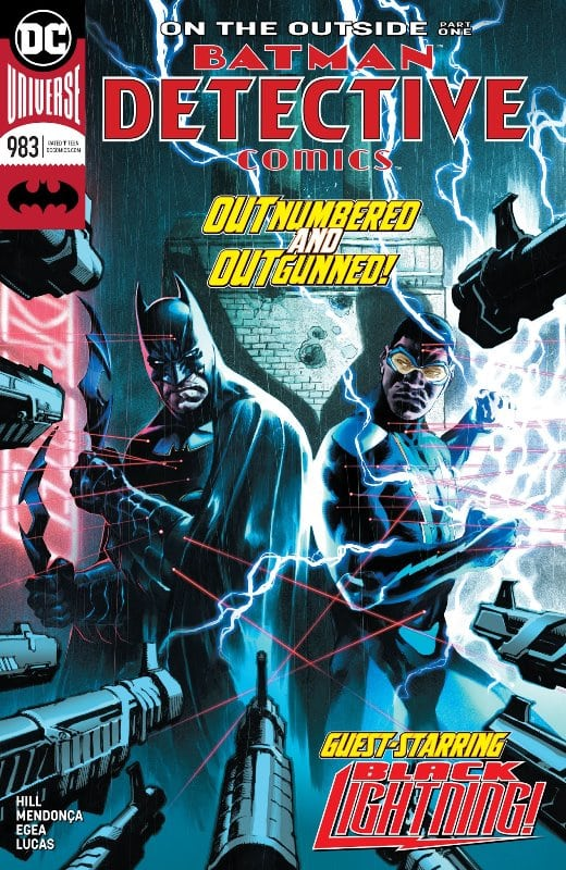 Batman and The Outsiders Nº 1 4
