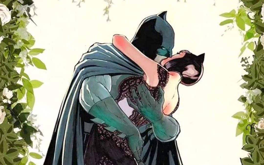 Panini realiza evento para divulgar o casamento do Batman de Tom King no Brasil