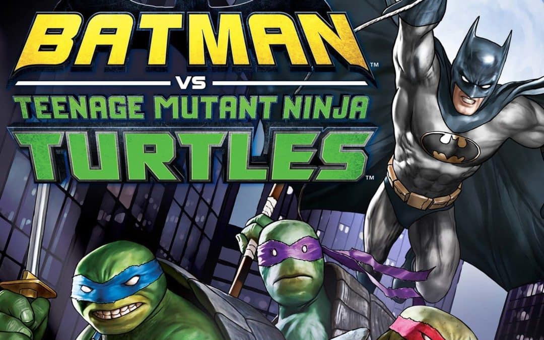 Batman Vs Tartarugas Ninja Ultimato Do Bacon