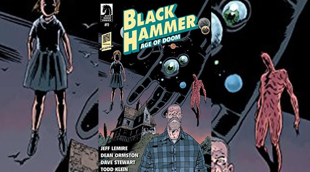 Black Hammer: Era da destruição de Jeff Lemire Chega ao Brasil