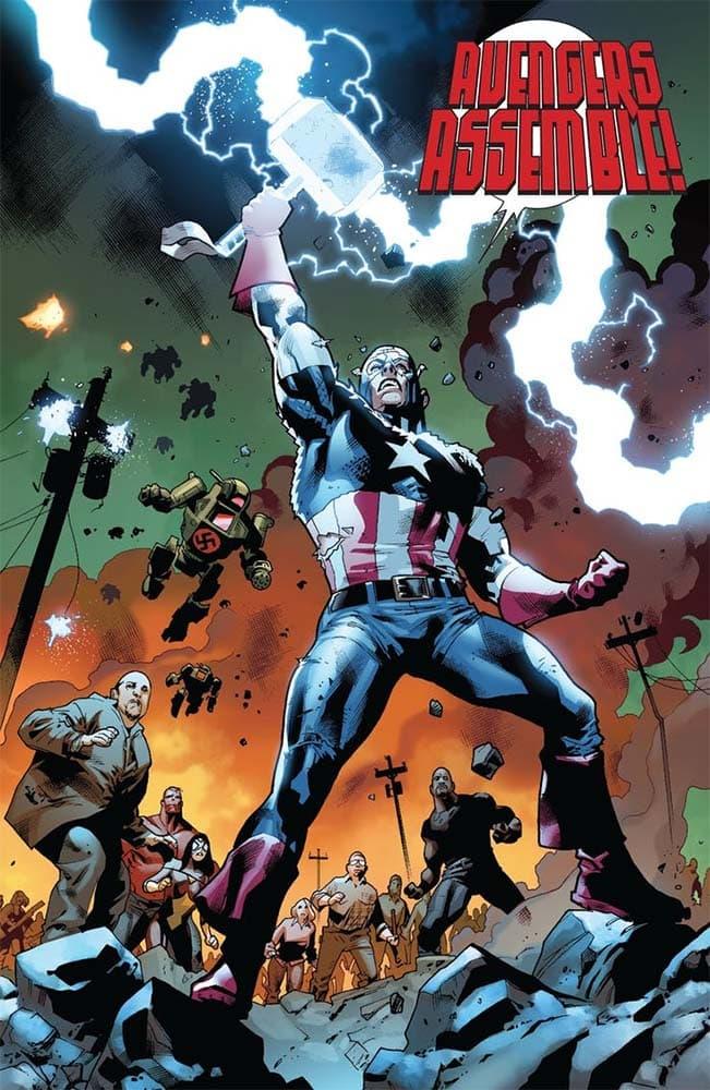 O Capitão América é digno do Mjölnir? 3
