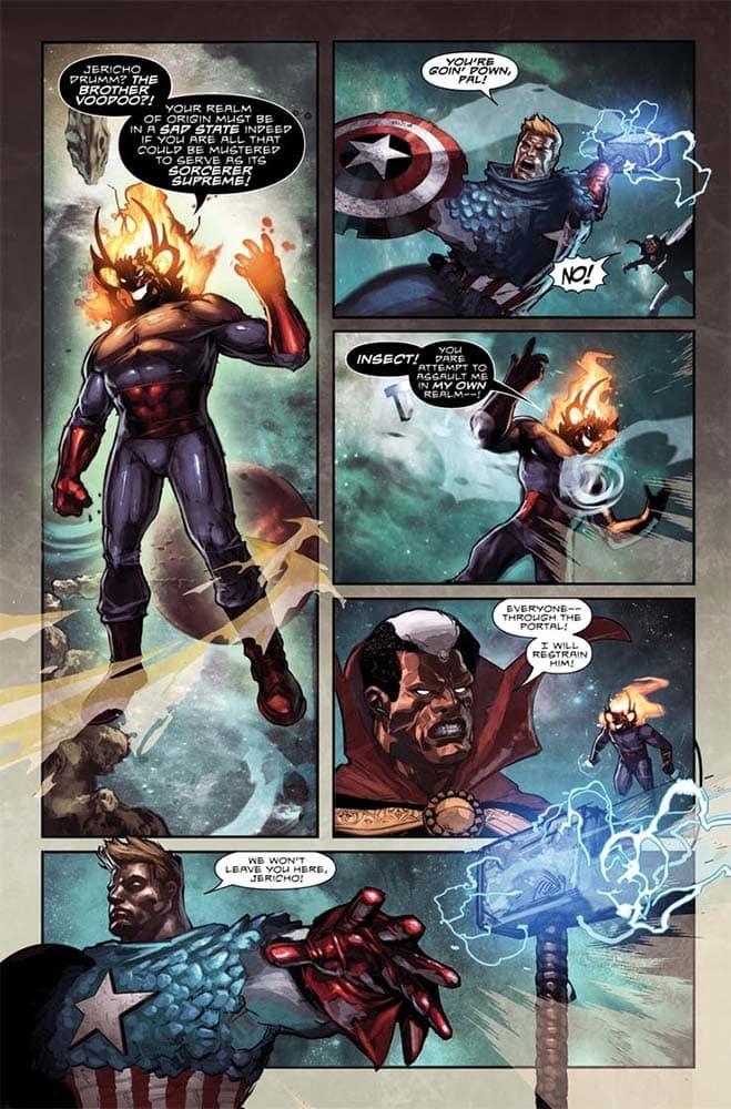 O Capitão América é digno do Mjölnir? 2