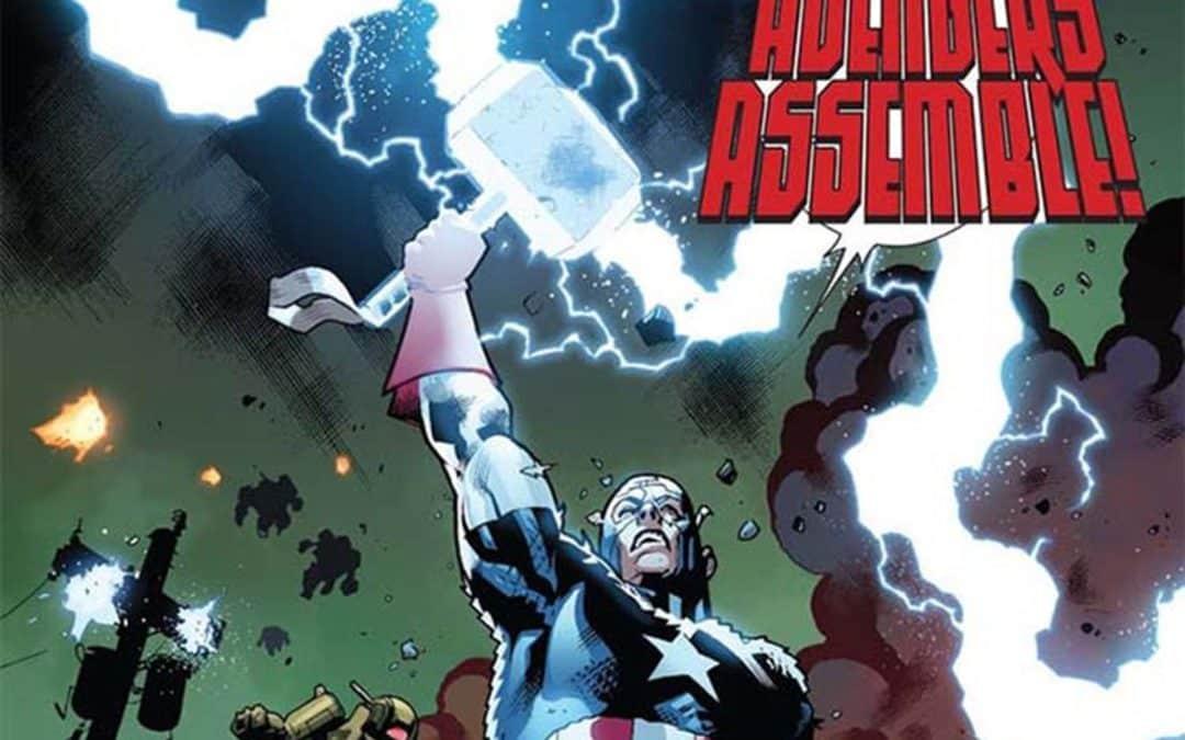 O Capitão América é digno do Mjölnir?