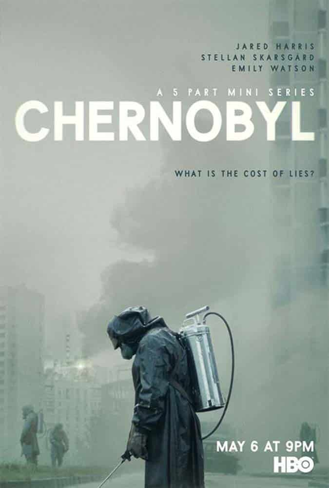 Chernobyl HBO series poster