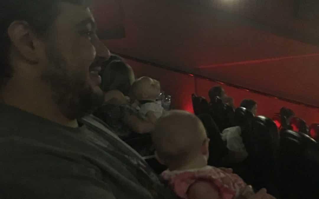 Criado há 10 anos, CineMaterna é uma excelente opção para mães e pais amantes de cinema