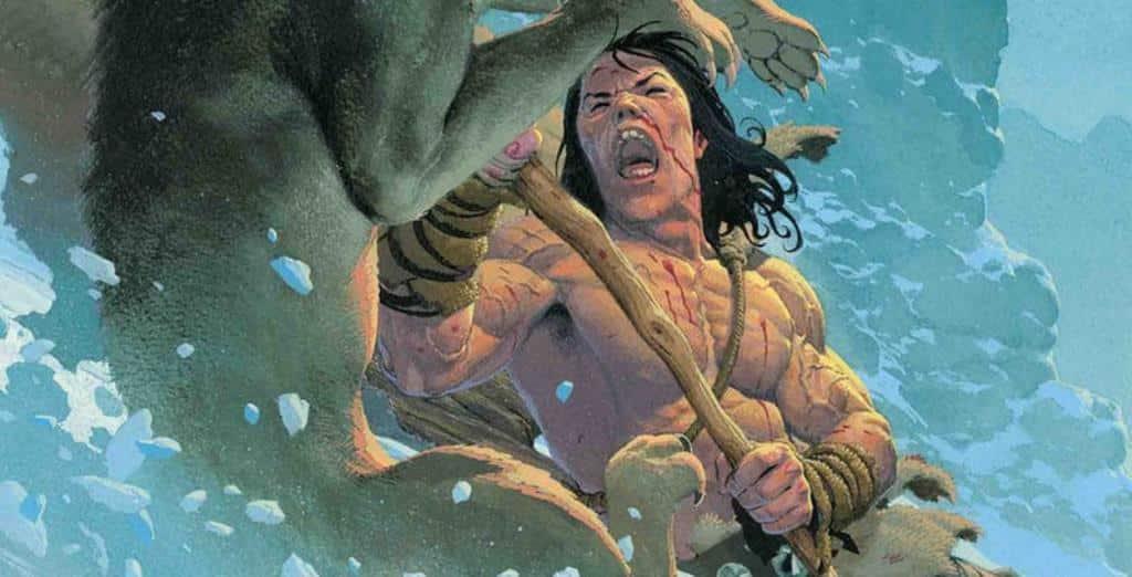 Nova HQ de Conan Revela Sua Primeira Grande Aventura