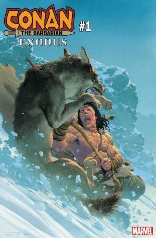 Nova HQ de Conan Revela Sua Primeira Grande Aventura 1