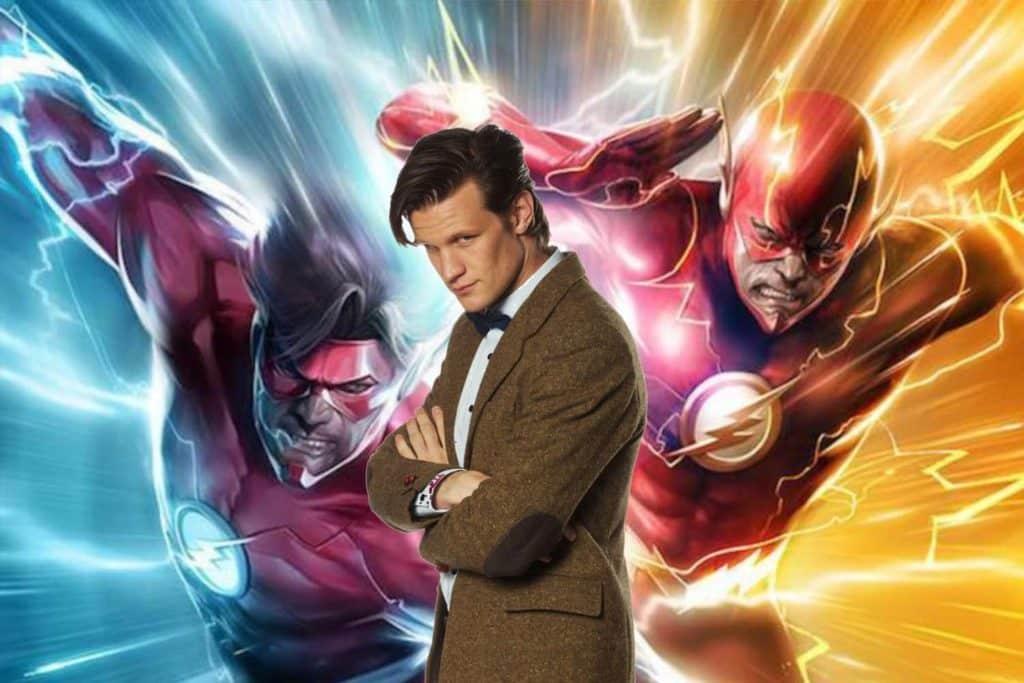 Heróis em Crise, Flash e time-wimey stuff 1