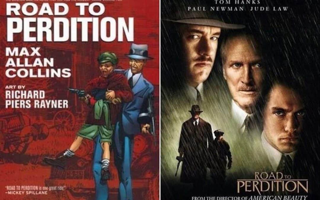 Estrada Para Perdição (1998) – Baú de HQs