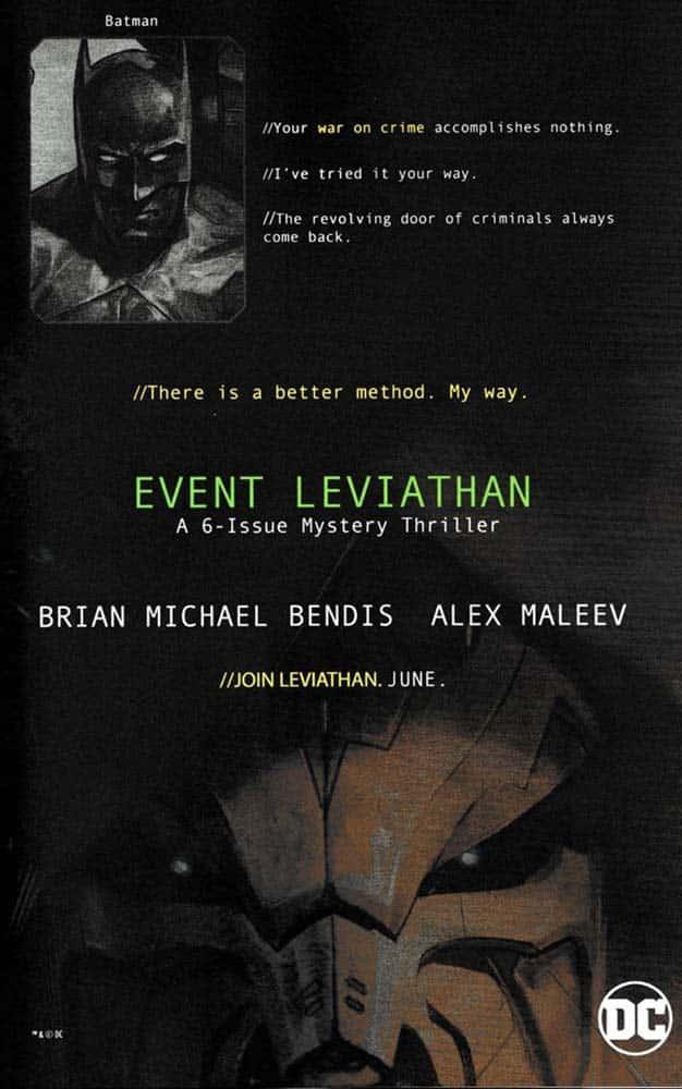 Event Leviathan tem novas propagandas divulgadas 2