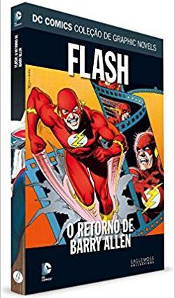 Flash Ano Um: a Origem Secreta de Barry Allen 6
