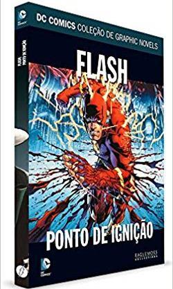 Flash Ano Um: a Origem Secreta de Barry Allen 7