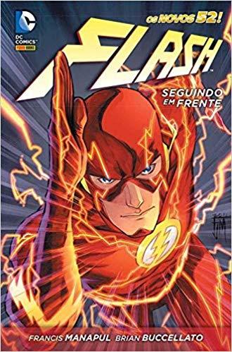 Flash Ano Um: a Origem Secreta de Barry Allen 5