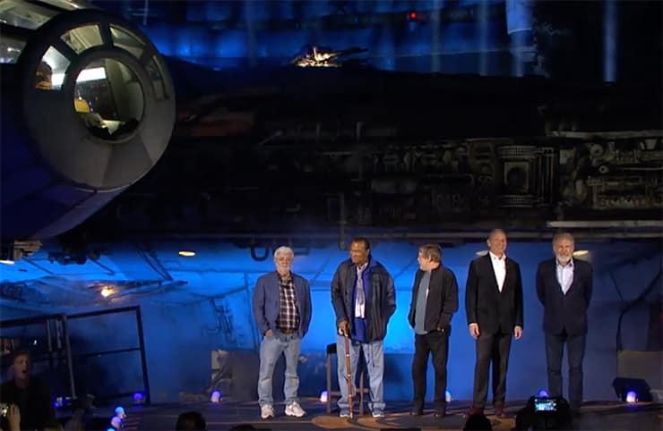 Star Wars: Galaxy's Edge – Veja como foi a inauguração 11