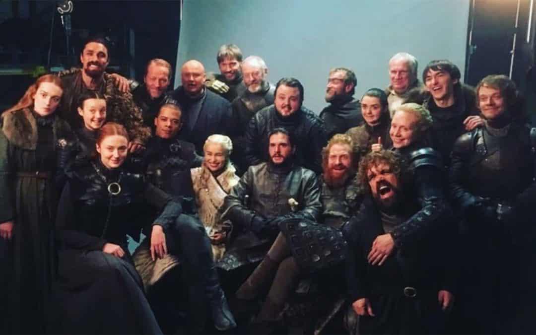 Emilia Clarke faz emocionante despedida de Game of Thrones no Instagram