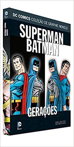 Superman e Batman: Gerações - Uma Saga Imaginária (1999) - Baú de HQs 4