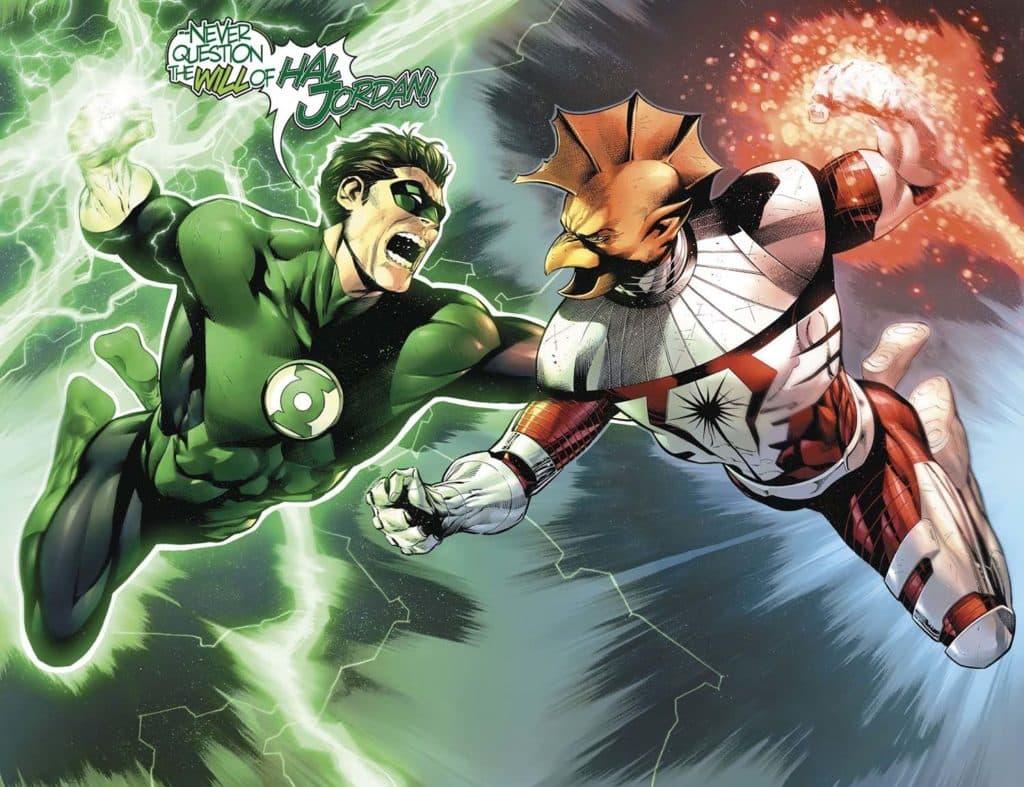 A Guerra Lanternas Verdes x Darkstars 2
