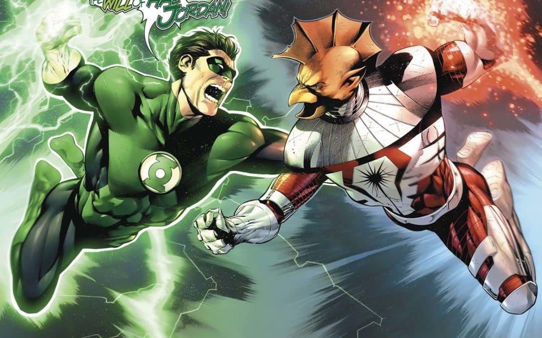 A Guerra Lanternas Verdes x Darkstars