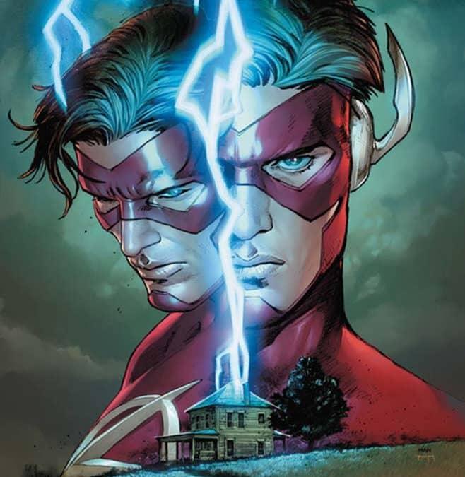Heróis em Crise, Flash e time-wimey stuff
