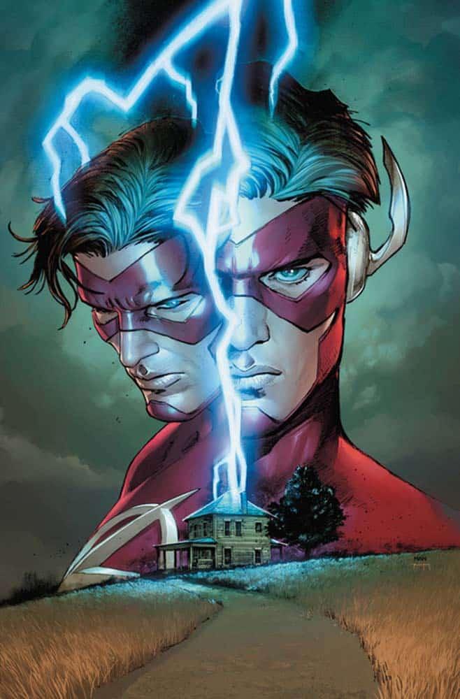 Heróis em Crise, Flash e time-wimey stuff 2