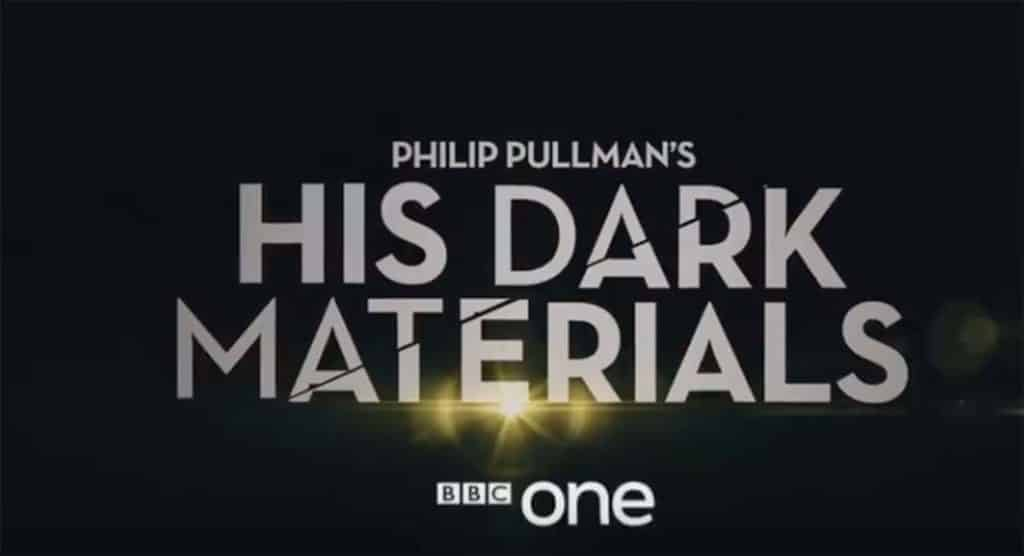 Tela do trailer de His Dark Materials series HBO BBC ONE