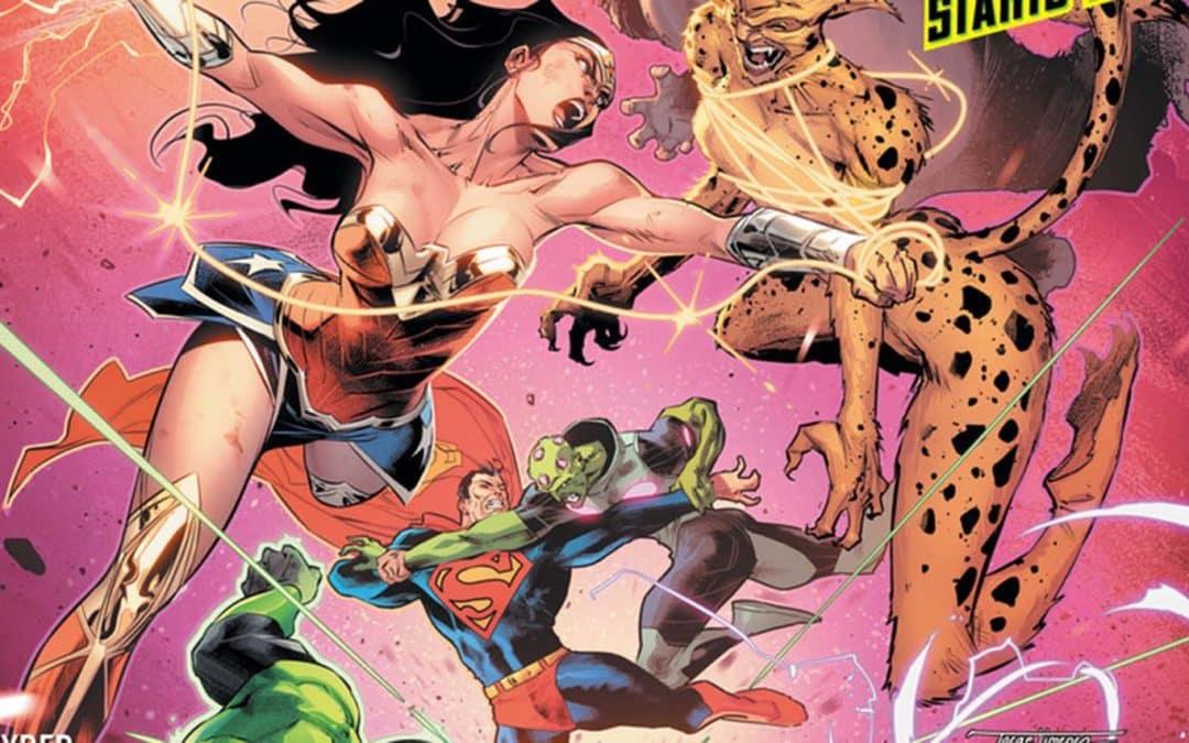 DC Comics revela novo logo da Liga da Justiça