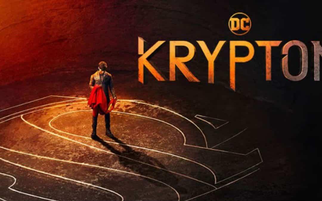 O fim de Krypton chegou