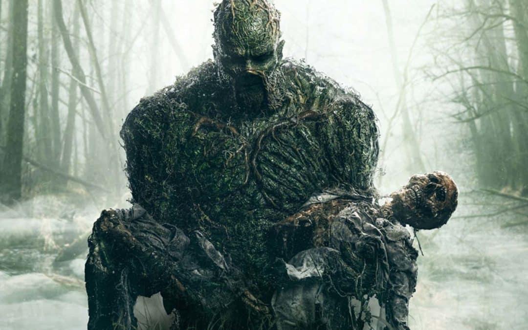 Piloto da série do Monstro do Pântano tem exibição para imprensa americana
