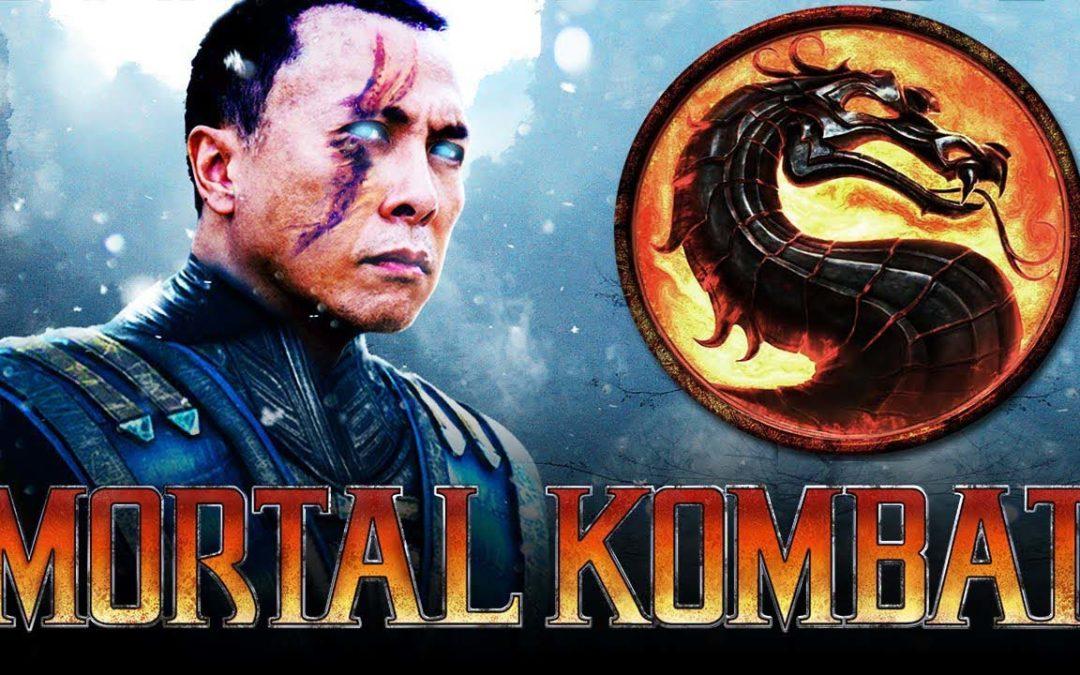Novo Filme de Mortal Kombat Deve Chegar aos Cinemas em 2021