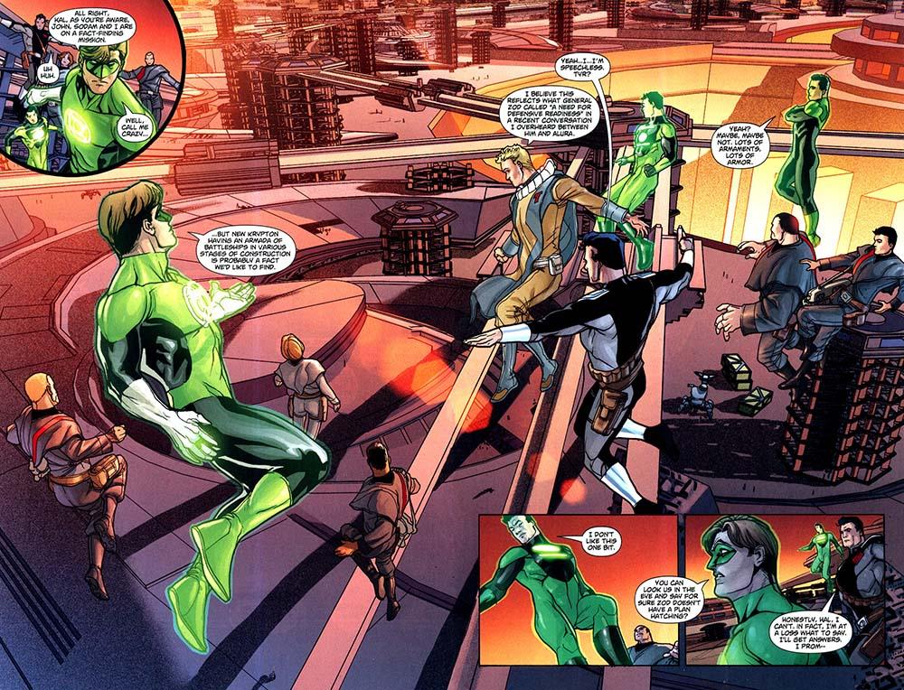 Conheça Novo Krypton e a Maior Derrota do Homem de Aço 4
