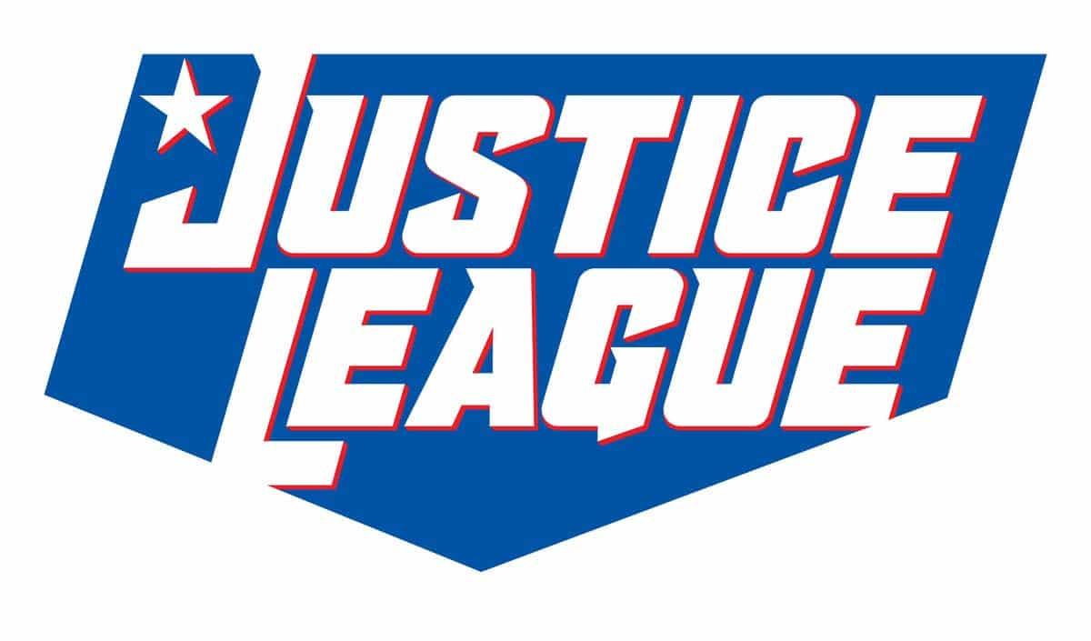 Novo logo da Liga da Justica