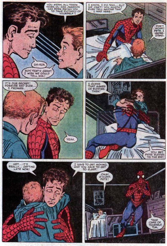 O novo parceiro do Homem Aranha e mais duas histórias 2